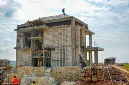 Luxury Villas In Lebanon - Progress Report Jan2021- img2