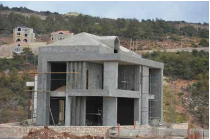 Luxury Villas In Lebanon - Progress Report Jan2021- img7